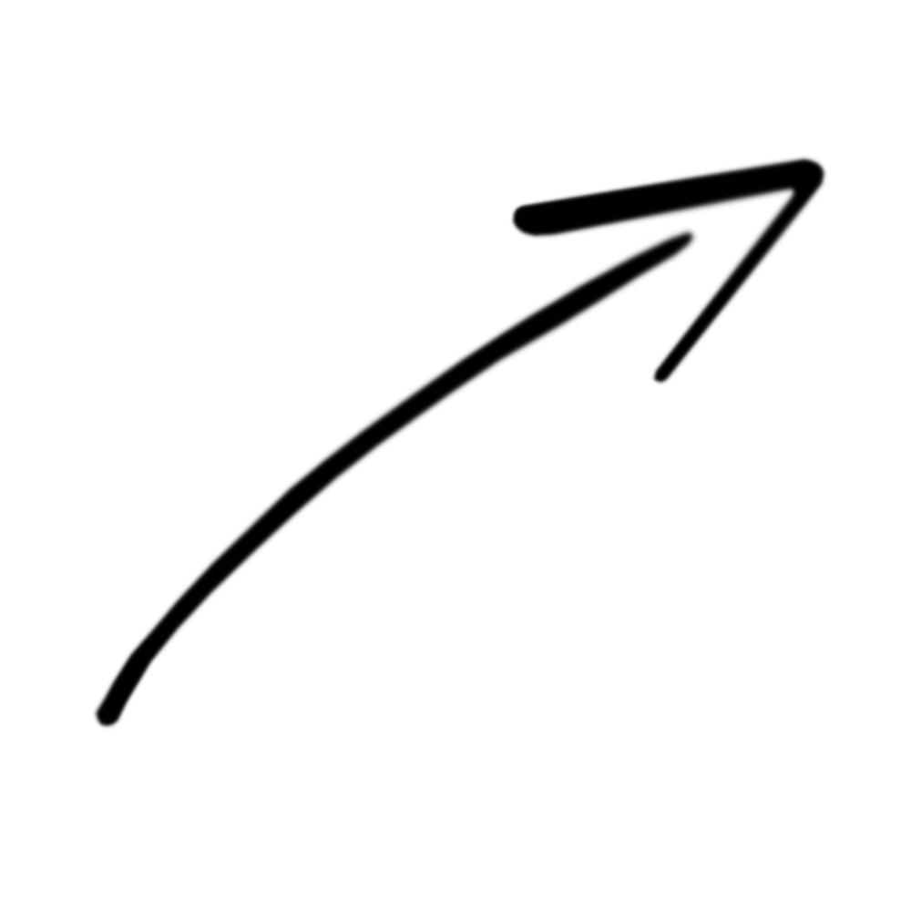 up right arrow